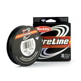 Леска плетеная BERKLEY FireLine black 114м